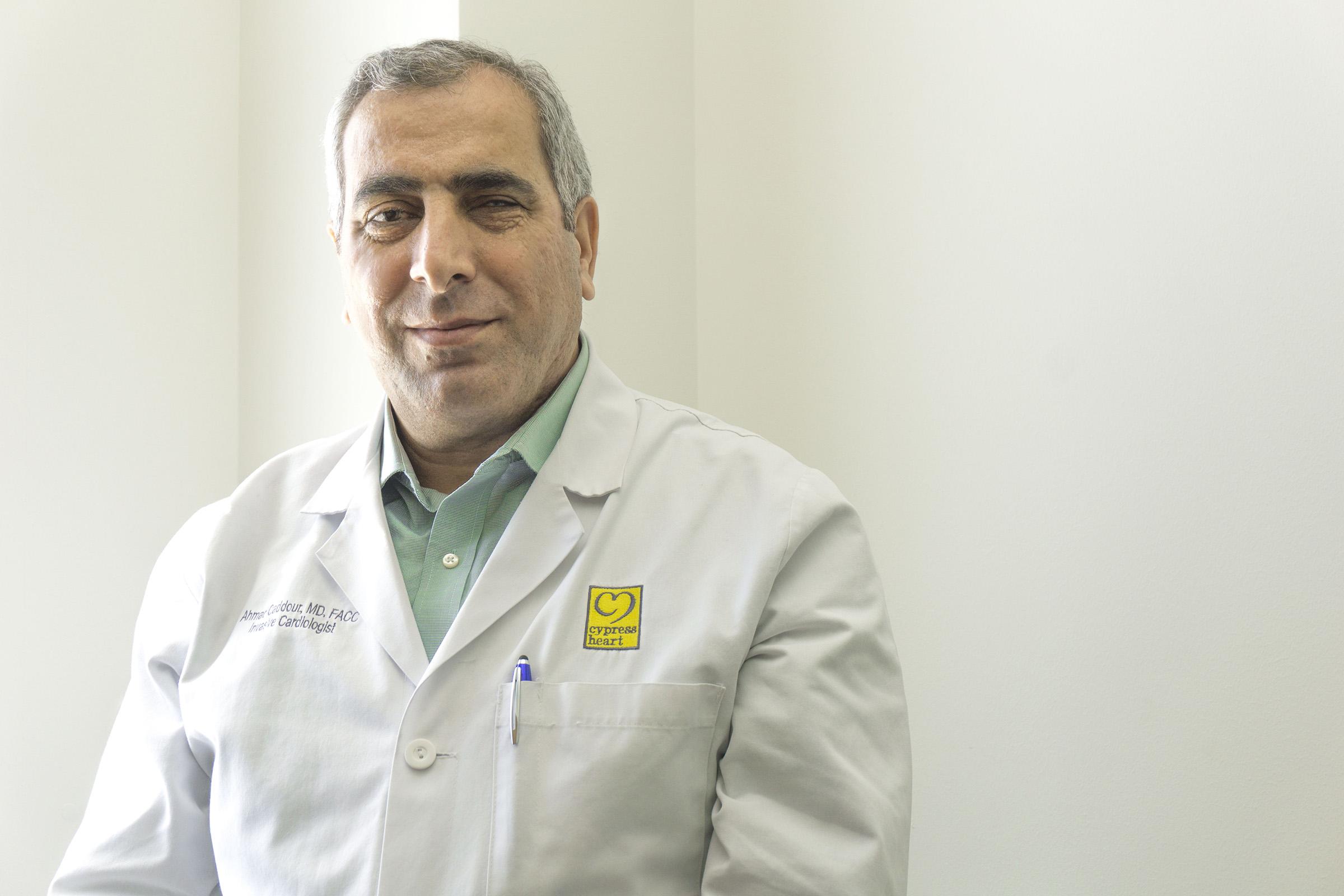 Ahmad Qaddour, MD