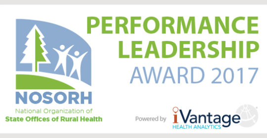 Meade District Hospital Receives National Recognition for Performance Leadership in Quality