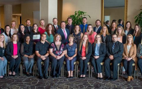 Cherie Knott graduates from Kansas Hospital Association's Leadership Institute