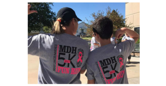 Meade District Hospital Hosts Breast Cancer Awareness 5K