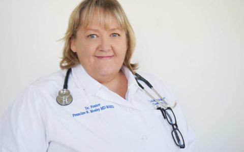 Francine R. Mosley, MD, MAEd
