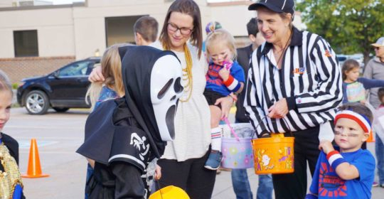 AVHS Hosts Community Cookout & Trunk-or-Treat