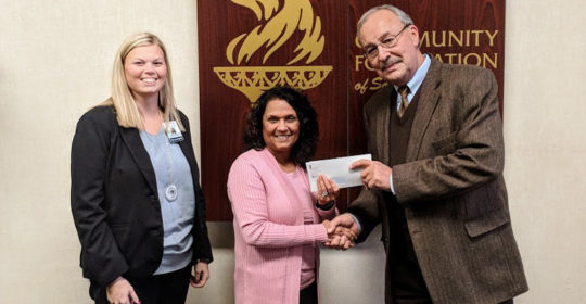 The Community Foundation of Southwest Kansas Awards Grants to Artesian Valley Health System