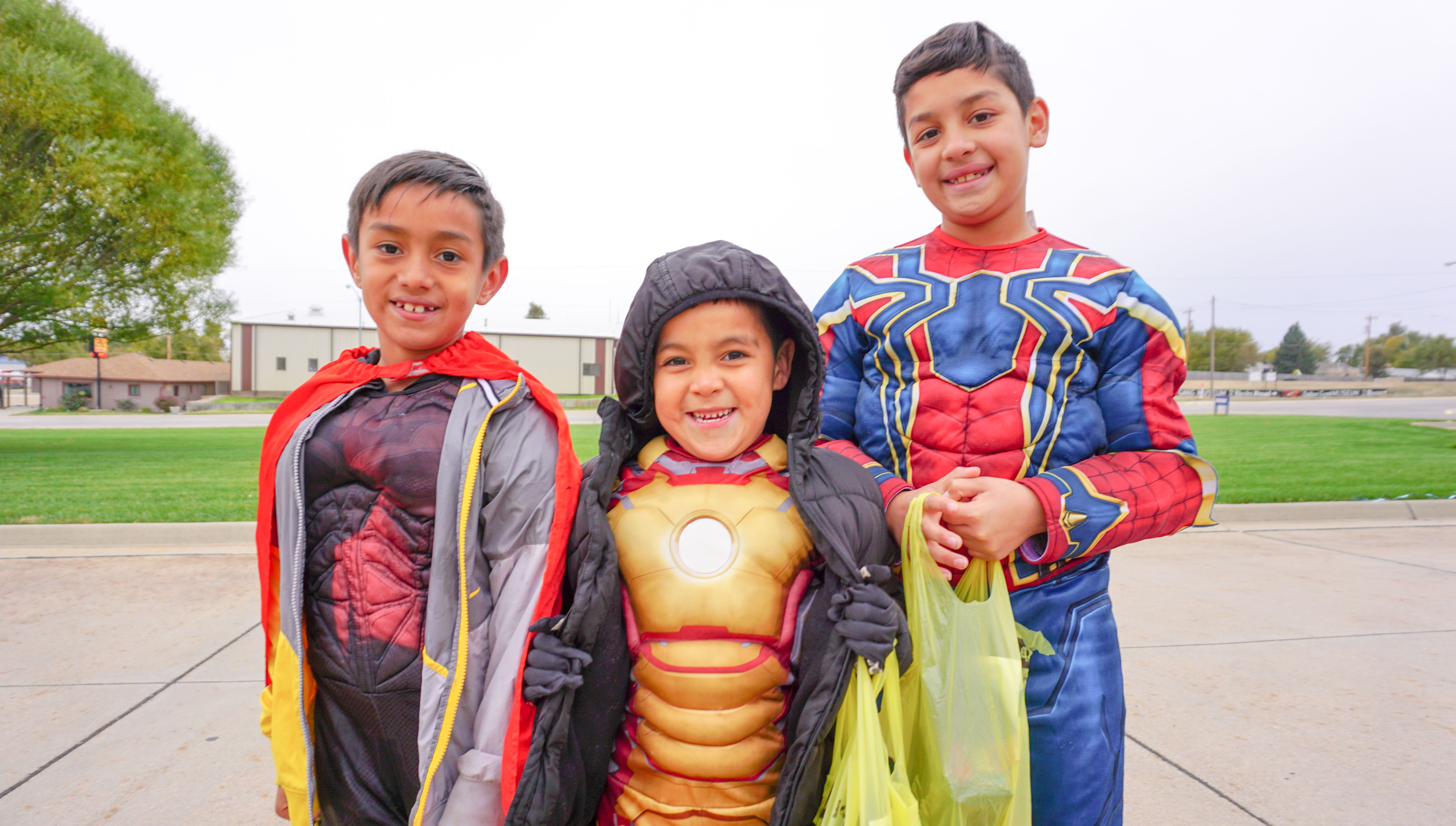 AVHS Hosts Second Annual Trunk-or-Treat