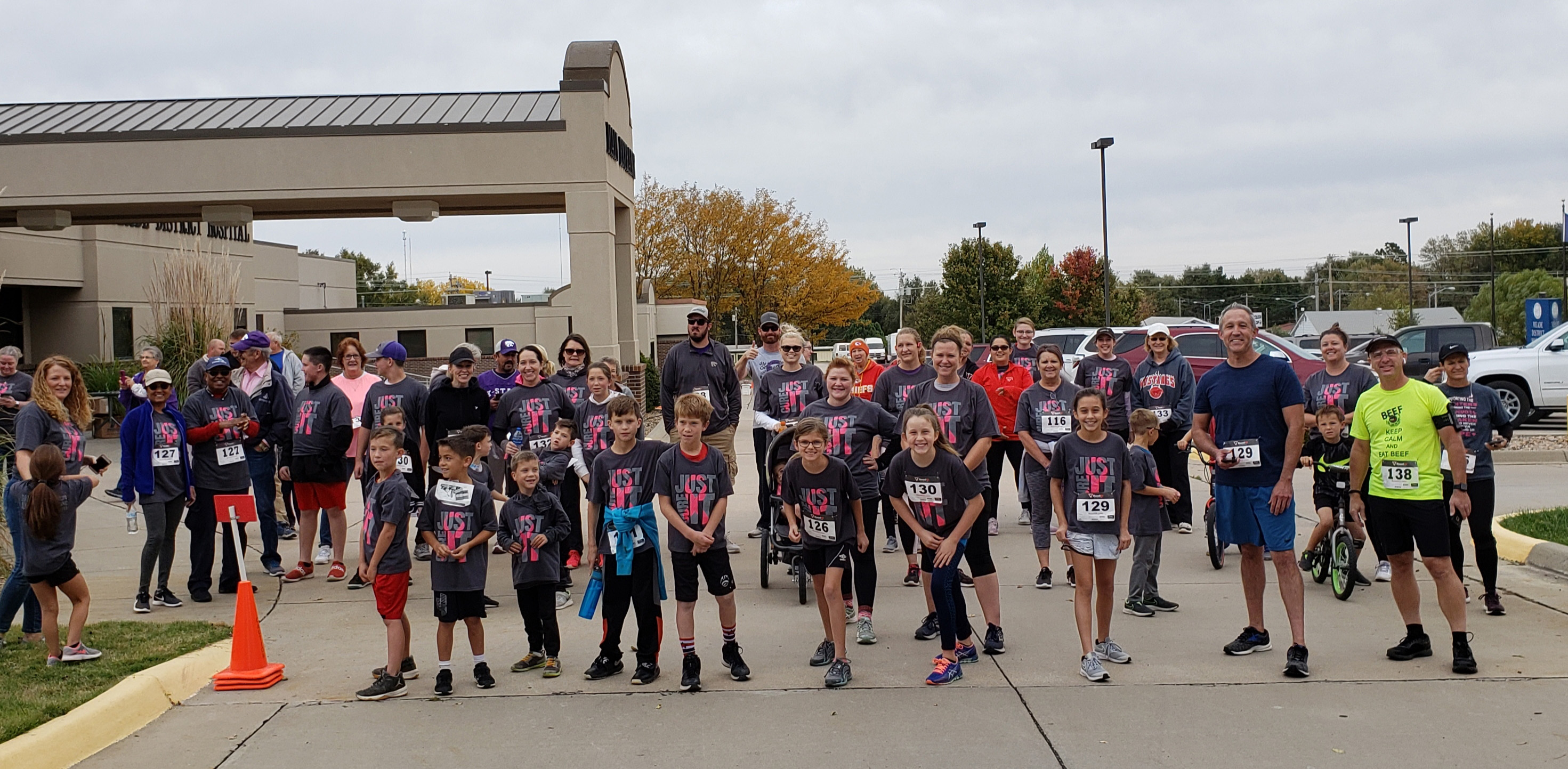 Meade District Hospital Hosts Third Annual Breast Cancer Awareness 5K